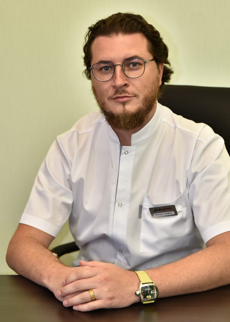 Andrei Kochetkov rehab center medicomente