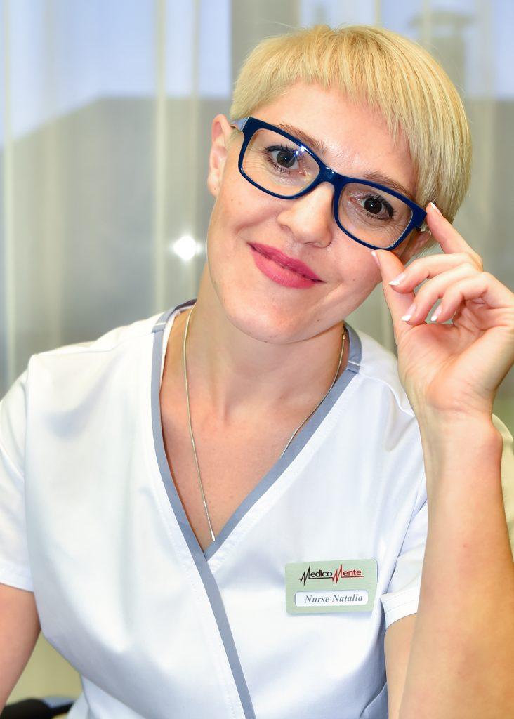 Kovalchuk Natalia rehab center medicomente