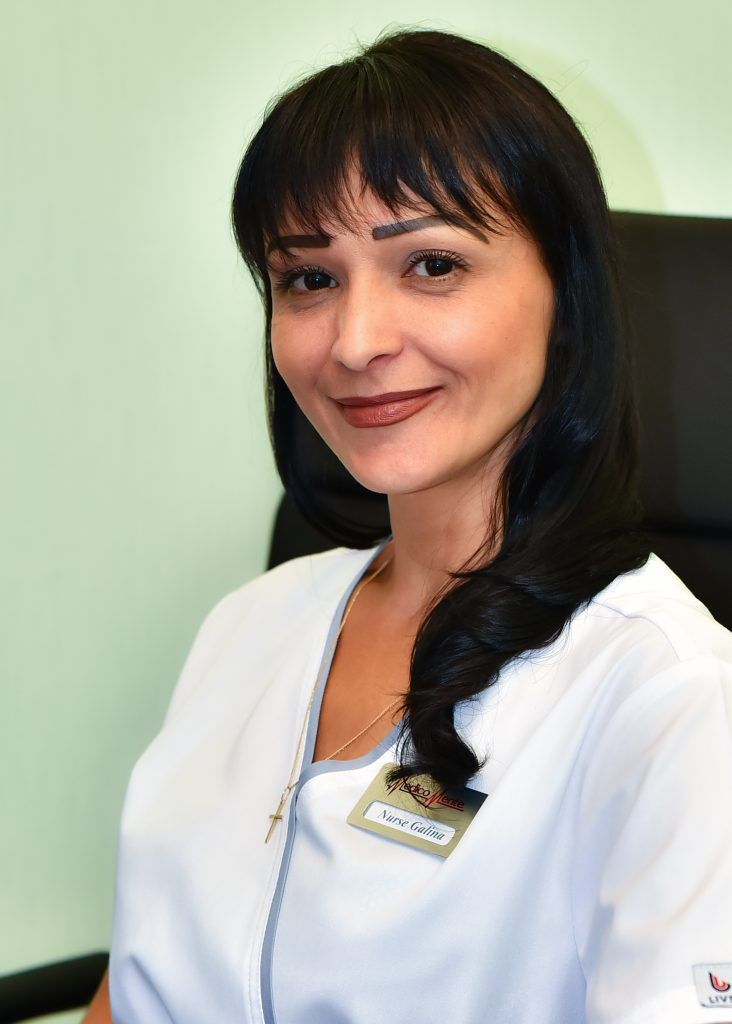 Pavlovych Halyna rehab center medicomente