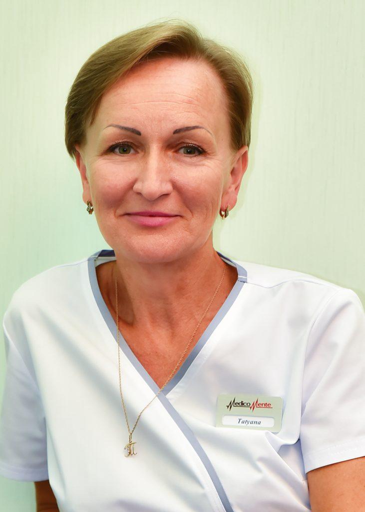 Riaboshtan Tatiana rehab center medicomente
