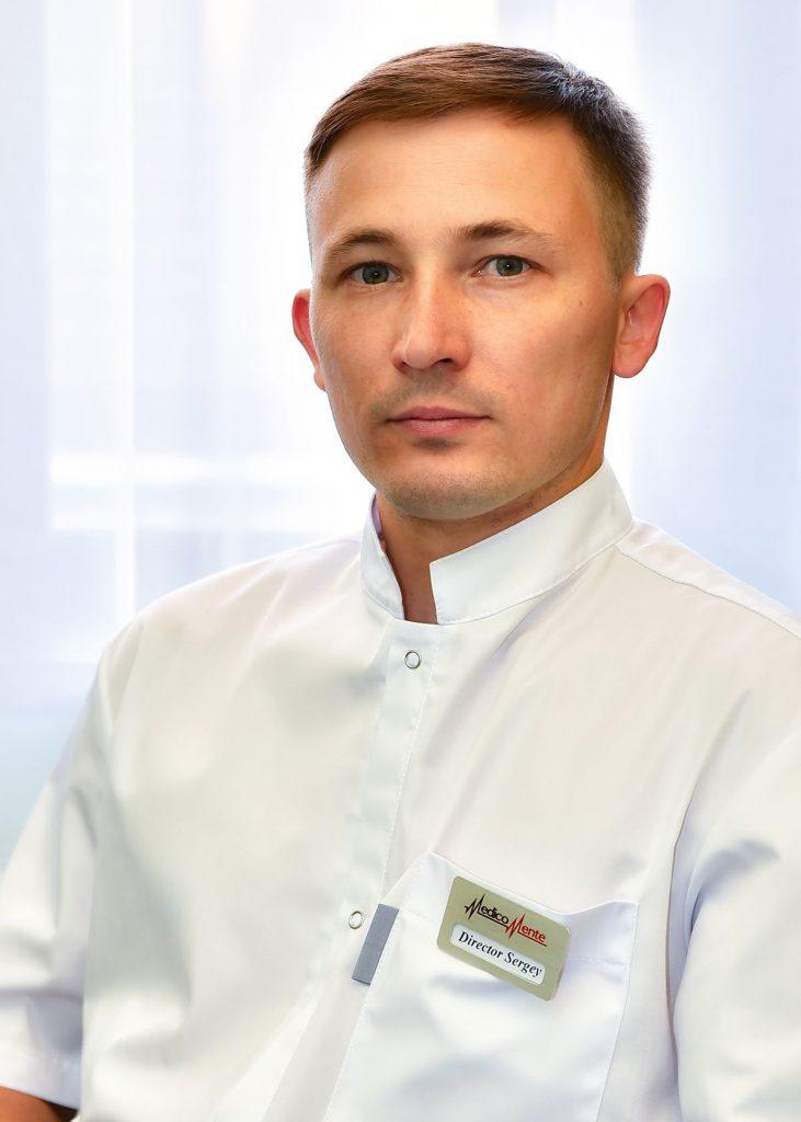 Sergei Andronov rehab center medicomente