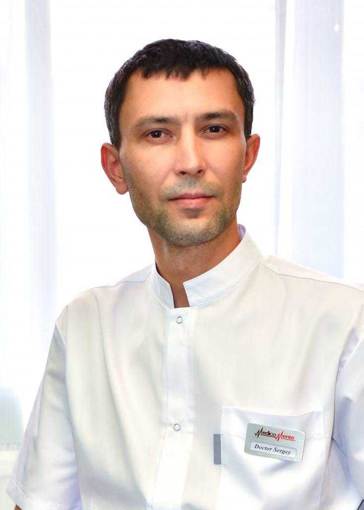 Sergei Khudolei rehab center medicomente