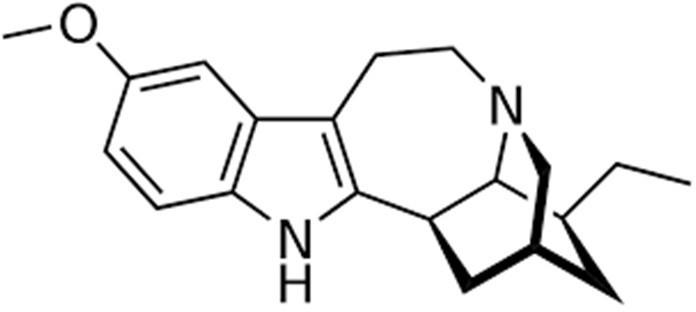 ibogaine-alkaloid